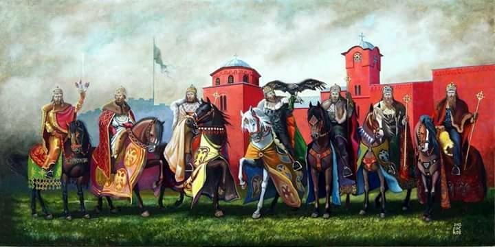 Седам српских краљева